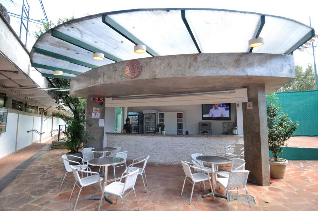 Clube Paulistano - Bar do Tênis