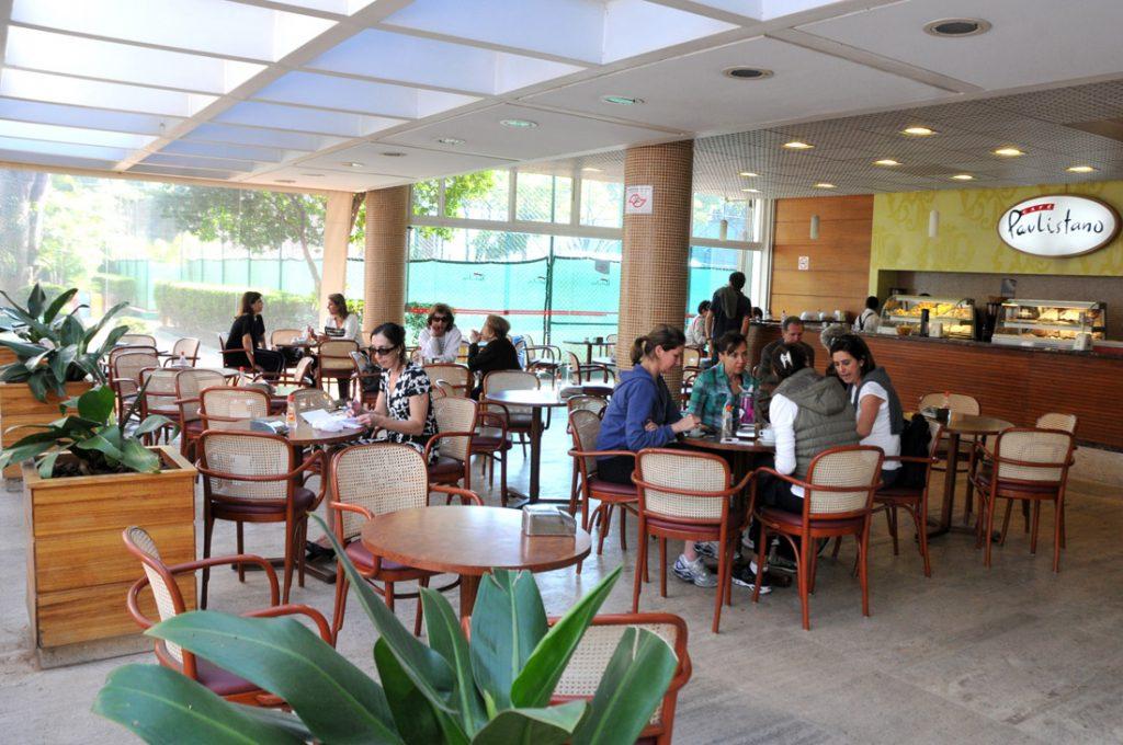 Clube Paulistano - Cafeteria