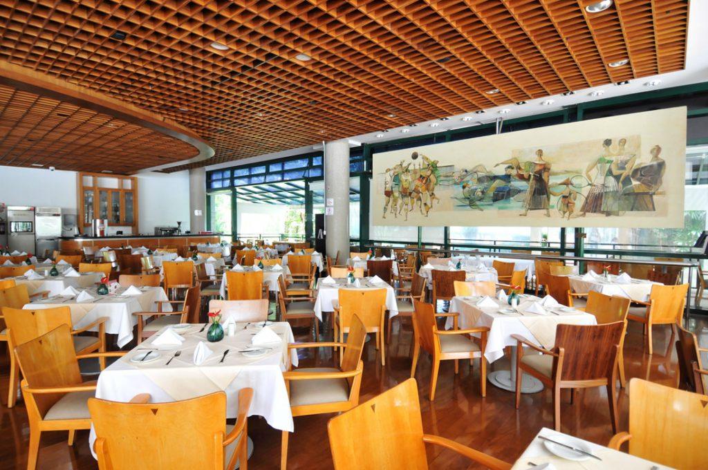 Clube Paulistano - Restaurante Boulevard