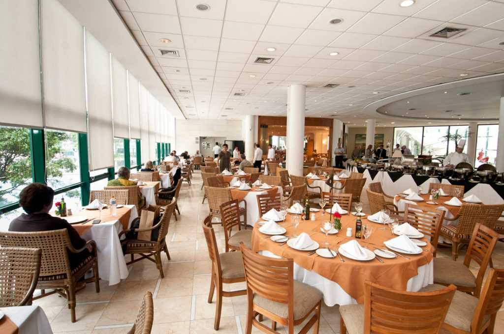 Clube Paulistano - Restaurante Terraço