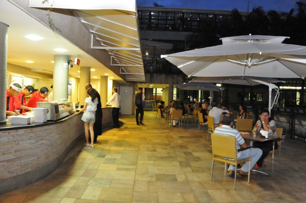 Clube Paulistano - Sushi bar