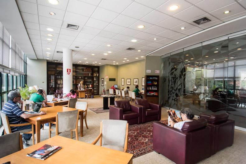 Clube Paulistano - Biblioteca Social