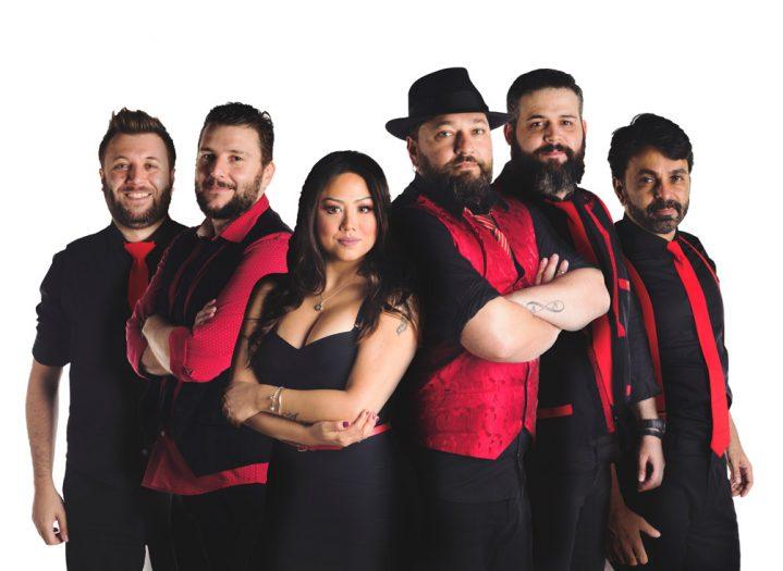 Clube Paulistano - Banda Ambervision