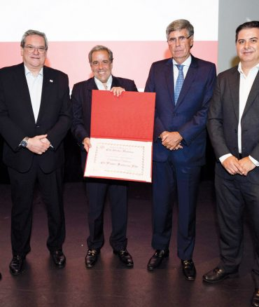 Gustavo Lian, Paulo Movizzo, Cid Flaquer Scartezzini Filho, Renato Vasconcellos de Arruda e Alexandre Santos de Carvalho