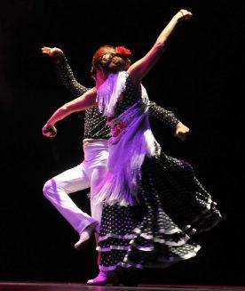 Clube Paulistano - Curso Dança Flamenca