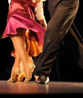 Clube Paulistano - Curso Dança de Salão