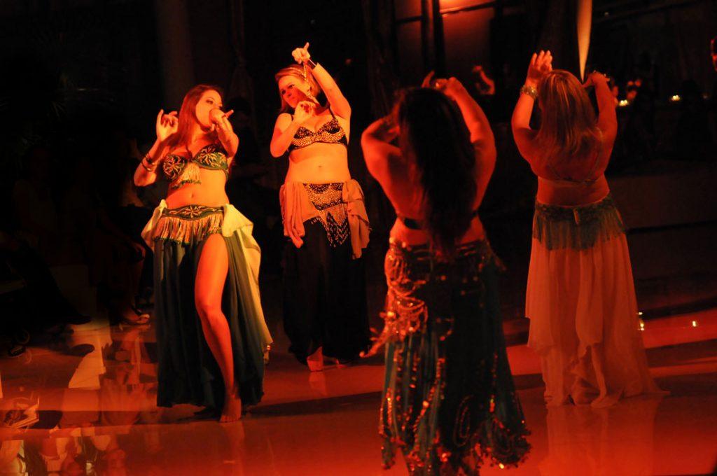Clube Paulistano - Curso Dança do Ventre
