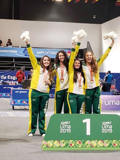 Clube Paulistano - Esgrima Sul-Americano