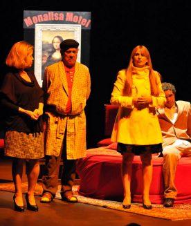 Clube Paulistano - Curso Grupo Experimental de Teatro do CAP