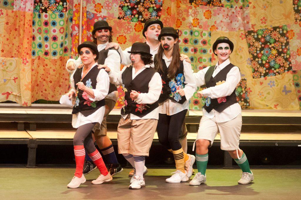 Clube Paulistano - Curso Grupo Teatral do CAP