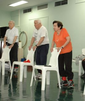 Clube Paulistano - Curso Movimento e Equilíbrio