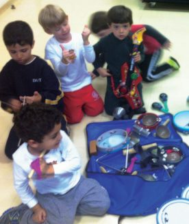 Clube Paulistano - Curso Musicalização Para Crianças