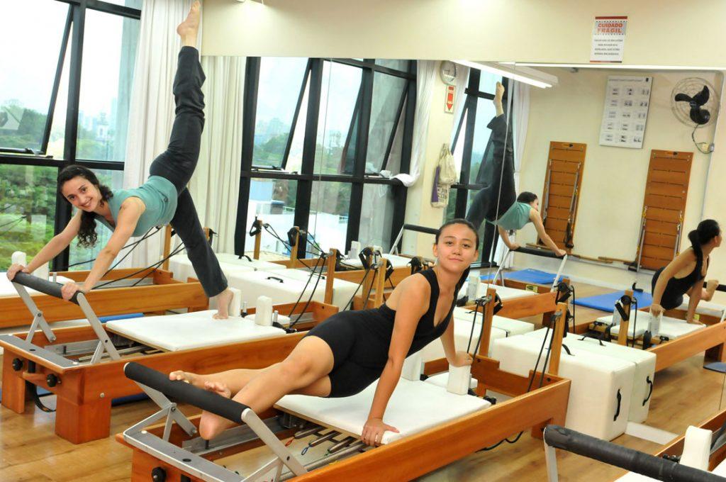 Clube Paulistano - Curso Studio Pilates com Aparelho