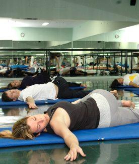 Clube Paulistano - Curso Swásthya Yoga