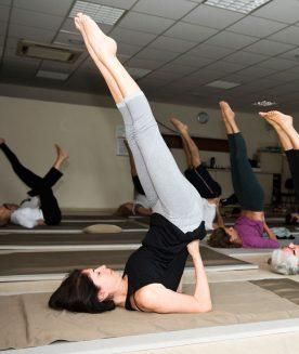 Clube Paulistano - Curso Yoga