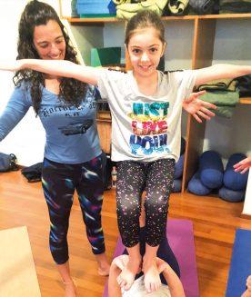 Clube Paulistano - Yoga para crianças