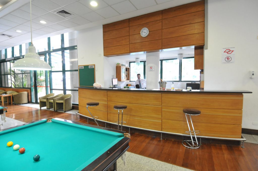 Clube Paulistano - Bar Snooker