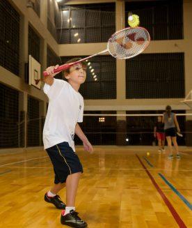 Clube Paulistano - Curso Badminton