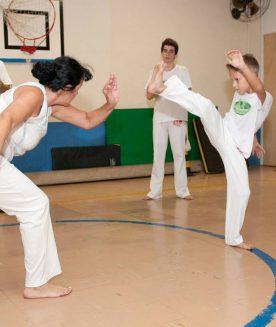 Clube Paulistano - Curso Capoeira