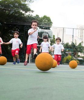 Clube Paulistano - Curso Escola de esportes