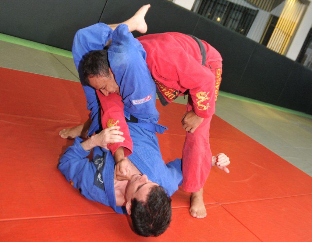 Clube Paulistano - Curso Jiu-jítsu