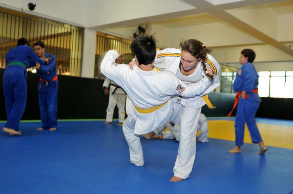 Clube Paulistano - Curso Judô