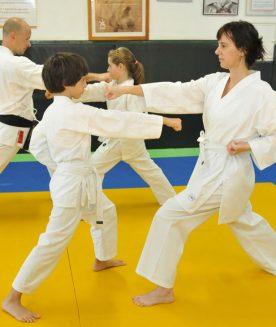 Clube Paulistano - Curso Karate