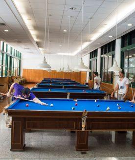 Clube Paulistano - Curso Jogos de salão