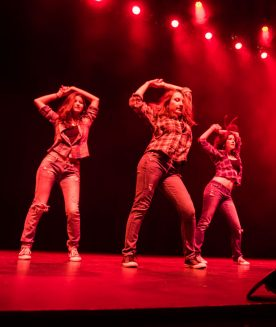 Clube Paulistano - Curso Street Dance