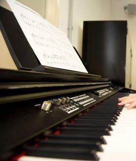 Clube Paulistano - Curso Teclado e Piano