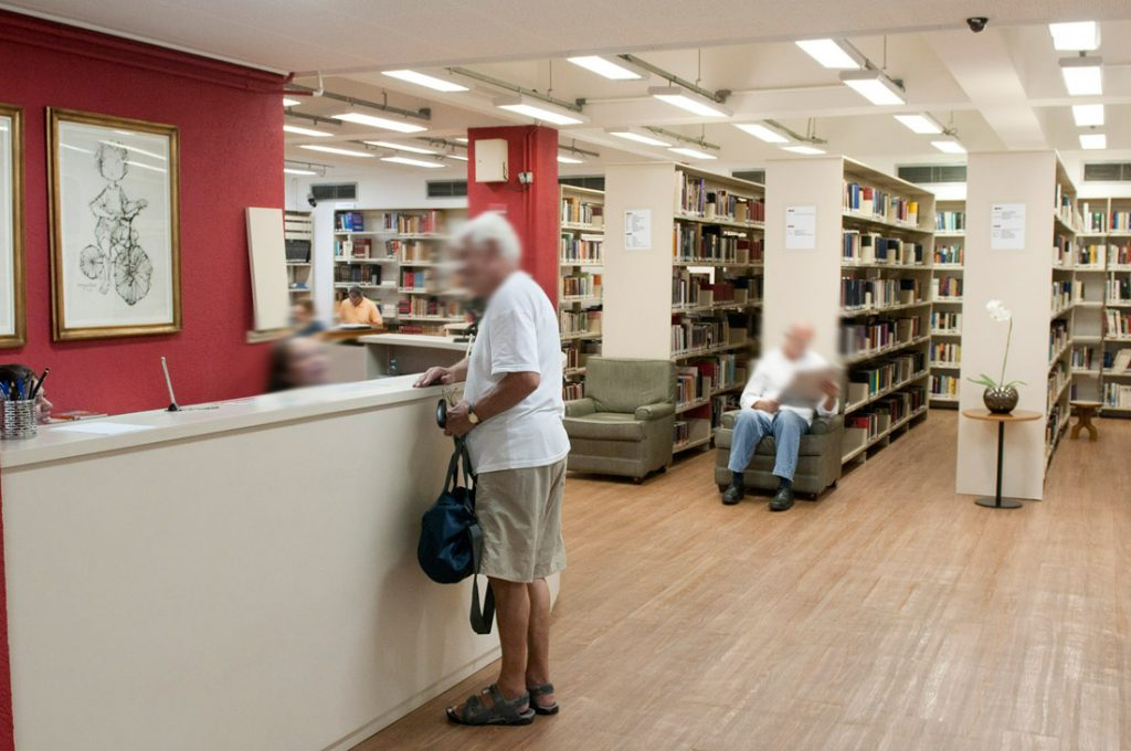 Clube Paulistano - Biblioteca Circulante