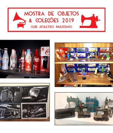 Mostra de Objetos & Coleções