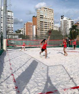 Clube Paulistano - Curso Beach tennis