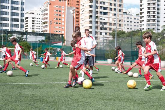 Clube Paulistano - Futebol