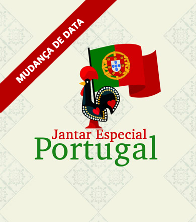 Clube Paulistano - Jantar-Especial-Portugal