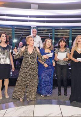 Clube Paulistano - Talentos Musicais