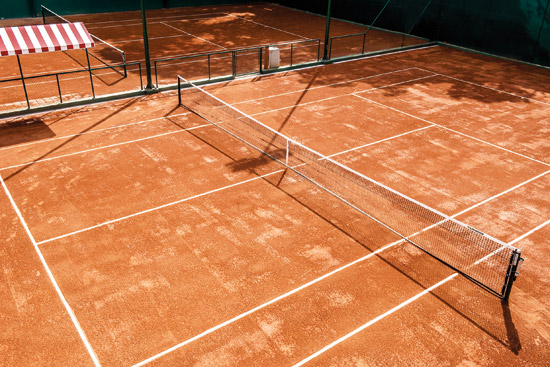 Clube Paulistano - obras-quadra-tenis