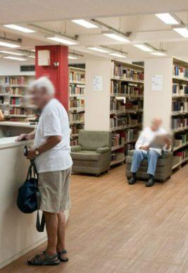 Clube Paulistano - Biblioteca