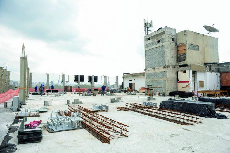 Clube Paulistano - Obras Plano Diretor 27-01-2020