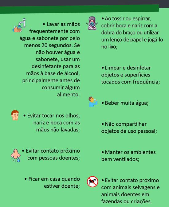 Clube Paulistano - Dicas Coronavírus
