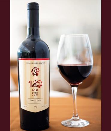 Clube Paulistano - Vinho