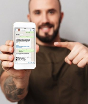 ChatBot Clube Paulistano